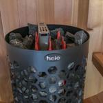 sauna barrel electric heater 1
