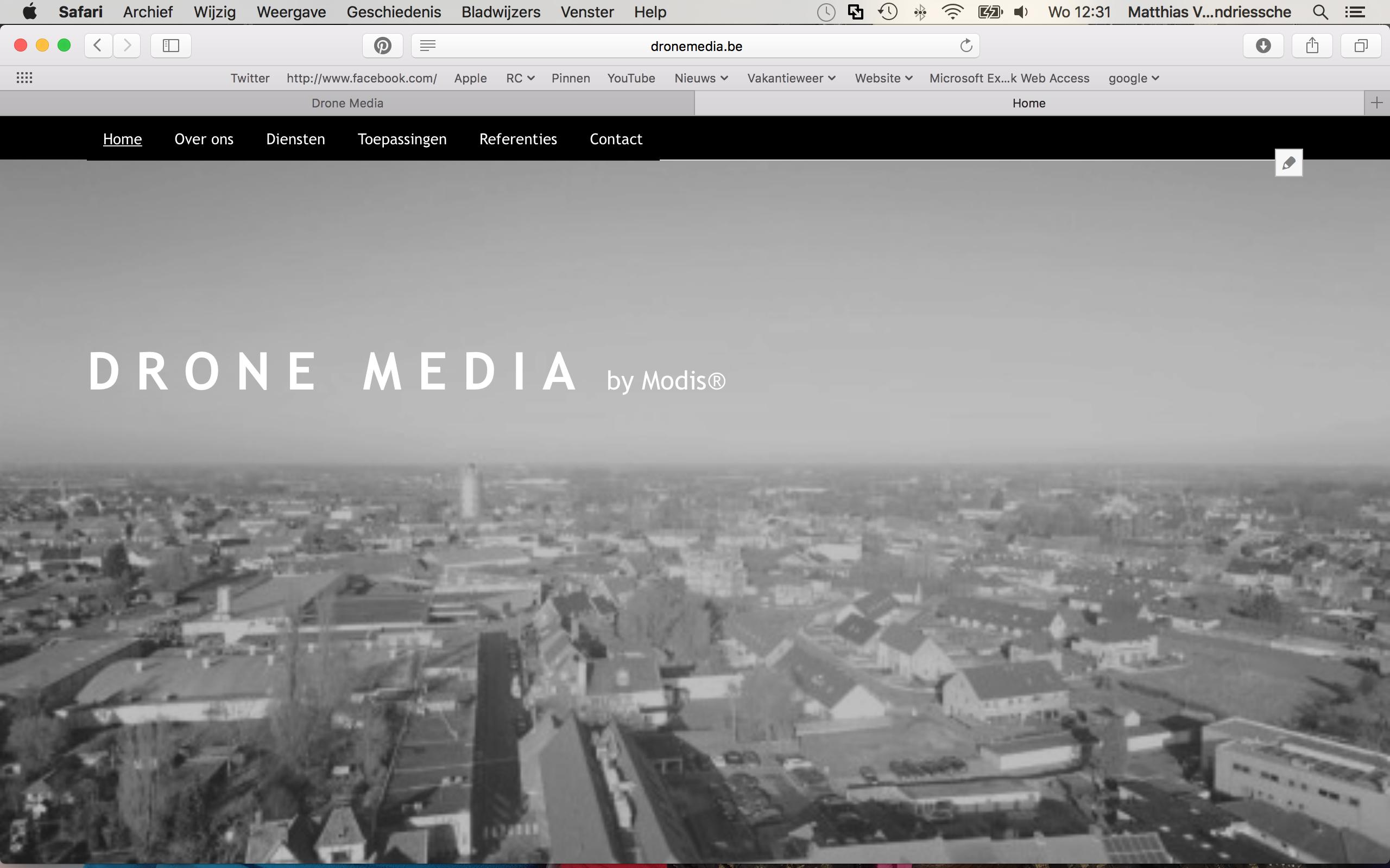 Dronemedia